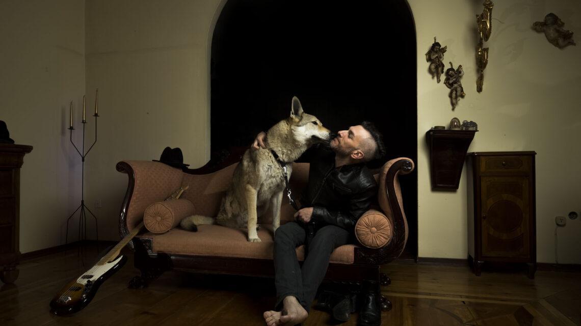 Storia di Leon, lupo a tre zampe, e di Nicola che ama i cani che solo pochi vogliono