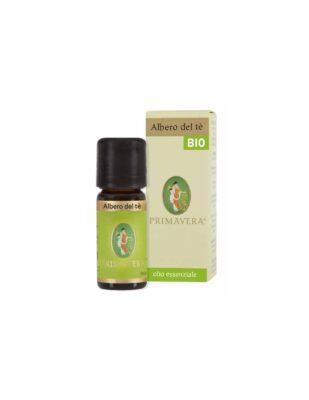 Flora albero del te bio 10ml olio essenziale
