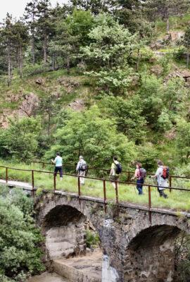 Capanne di Marcarolo dove la natura è selvaggia