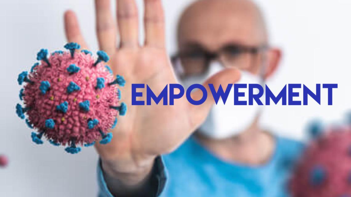 Empowerment: protagonisti della propria salute in pandemia. Un Manifesto